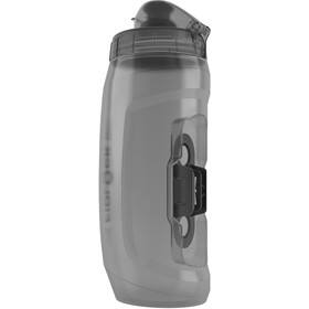 Fidlock Twist Bottle 590, transparent black